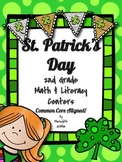 St. Patrick's Day Math & Literacy Unit 2nd Grade Common Core