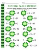 St. Patrick's Day - Math & Literacy Worksheets