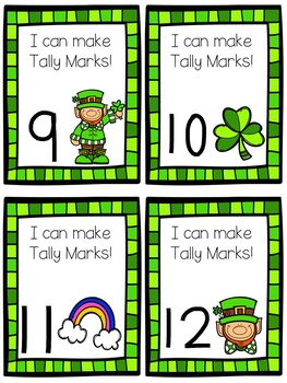 St. Patricks Day Math Pack