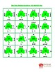 St. Patrick's Day Math Puzzle - Algebra One Step Equations