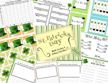 St. Patrick's Day Math, Reading, & Writing Packet