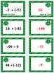 St. Patrick's Day Math Skills & Learning Center (Multiply