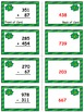 St. Patrick's Day Math Skills & Learning Center (Add & Subtract Within 1000)