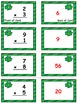 St. Patrick's Day Math Skills & Learning Center (Basic Multiplication Facts)
