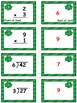 St. Patrick's Day Math Skills & Learning Center; Multiplication & Division Facts