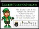 St. Patricks Day Math Stations