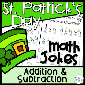 St Patricks Day Math Worksheets