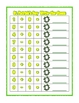 St. Patrick's Day Math Write-the-Room (Number Words/Add/Subtract)