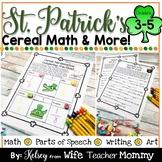 St. Patrick's Day Marshmallow Activities