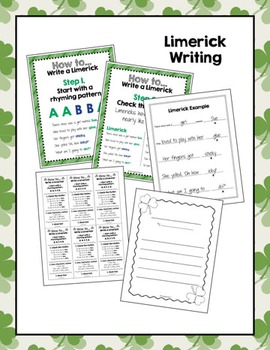 St. Patrick's Day Math and ELA Bundle!