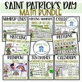 St Patrick's Day 10 Math Tasks