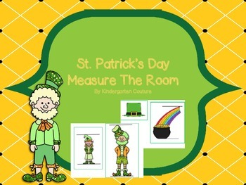 St. Patrick's Day Measure The Room