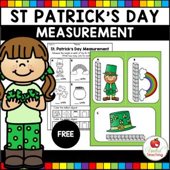 St Patrick's Day Measurement Center
