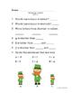 St. Patrick's Day Measurement Math Worksheets
