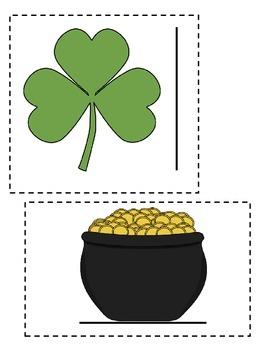 St Patrick's Day Measuring