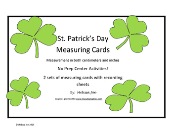 Free Measure the Shamrocks!