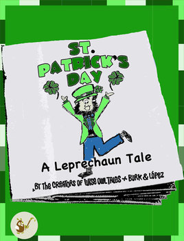 St. Patrick's Day Mini Book- A Leprechaun Tale
