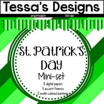 St. Patrick's Day Mini-Set