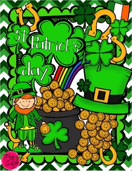 St. Patrick's Day Mini Unit