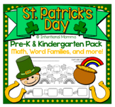 St. Patrick's Day Mini-Unit for Pre-K and Kindergarten