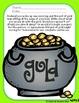 St. Patrick's Day Mini themedUnit!!