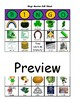 St Patricks Day Multicultural English French Spanish Bingo Cards Chips Words