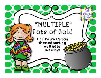 St. Patricks Day Multiples Game
