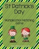 St. Patrick's Day Multiplication Center