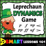 St. Patricks Day Music Dynamics Game: St. Patricks Day Music Activity Music Game