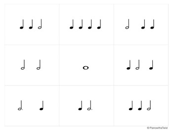 St. Patrick's Day Music Game: Monster Rhythms