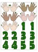 St. Patrick's Day Music Game: Piano Finger Numbers
