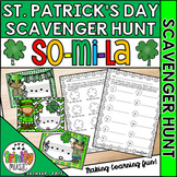 St. Patrick's Day Music Scavenger Hunt (So-Mi-La)