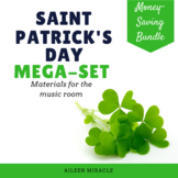 St. Patrick's Day Musical Mega-Set