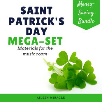 St. Patrick's Day Musical Mega-Set