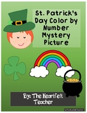 St. Patricks Day: Mystery Picture