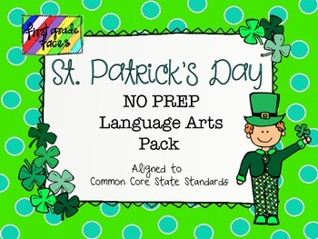 St. Patrick's Day NO PREP pack