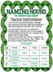 St. Patrick's Day: Naming Nouns Activity Freebie