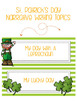 St. Patrick's Day Narrative Writing Common Core Aligned