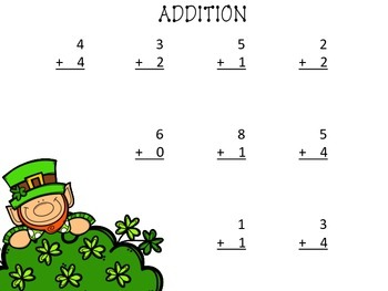St. Patrick's Day No Prep Packet