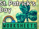 St. Patrick's Day Worksheets & Printables
