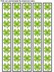 St. Patrick's Day Measuring Length (Non-standard Measurement)