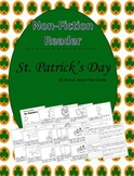 St Patrick's Day Nonfiction Reader with CLOSE