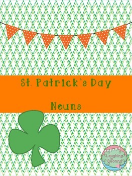St. Patrick's Day Nouns Worksheet