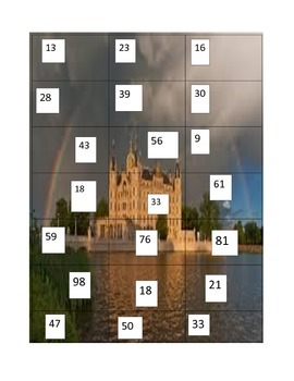 St. Patrick's Day Number Puzzles