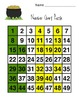 St. Patrick's Day: Number Puzzles K-1
