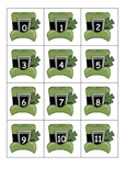 St. Patrick's Day Number   Sequence