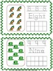 St Patrick's Day Numbers Booklet