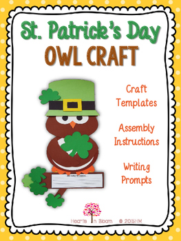 St. Patrick's Day Owl Craft
