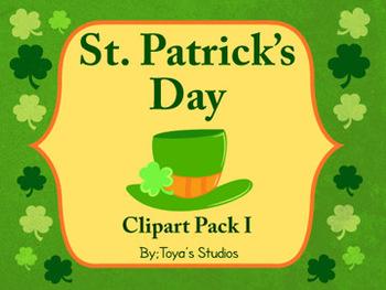 St. Patrick's Day Pack I