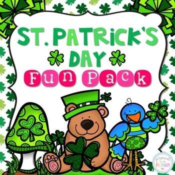 St. Patrick's Day Leprechaun Activities